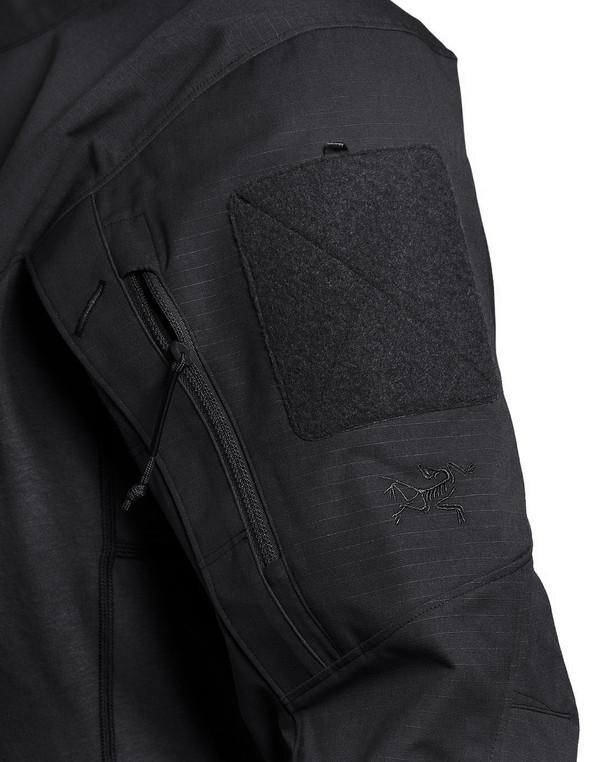 Arc'teryx LEAF Assault Shirt AR Men's Gen2 Schwarz Black