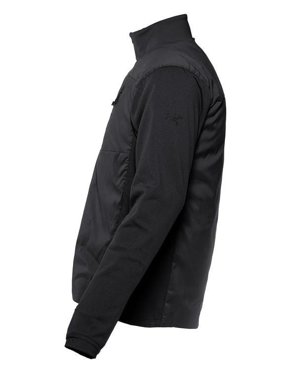 Arc'teryx LEAF Naga Pullover AR Men's Gen2 Schwarz Black