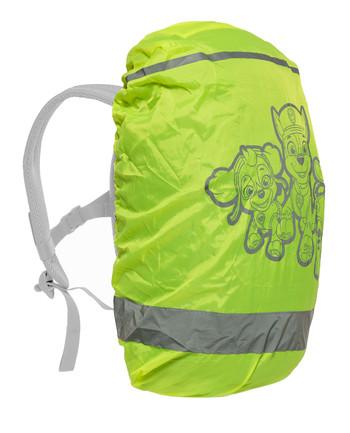 TACWRK - Reflektierender Rucksack Regenschutz Paw Patrol