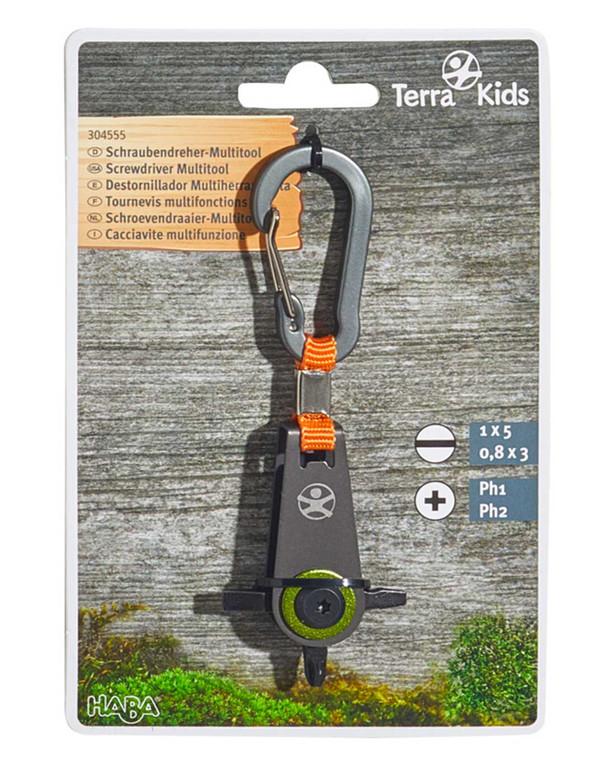 Haba Terra Kids Screwdriver-Multitool