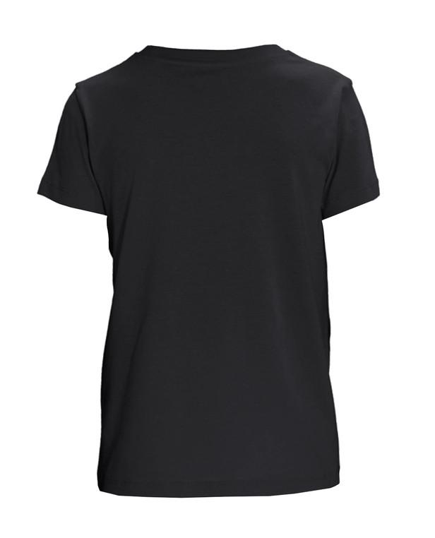 TACWRK Kids T-Shirt Black on Black