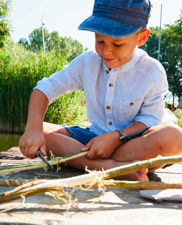 Haba Terra Kids Opinel Pocket Knife
