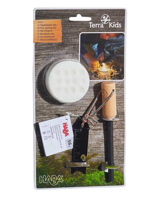 Haba Terra Kids Firestarter Set