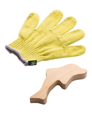 Haba - Terra Kids Carving Glove Set
