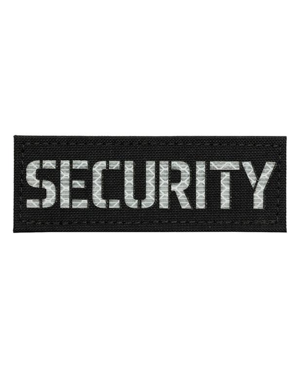 TERRA B Patch SECURITY Schwarz