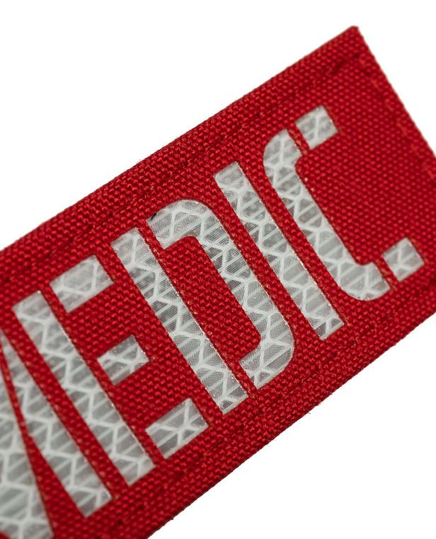 TERRA B Patch MEDIC Red