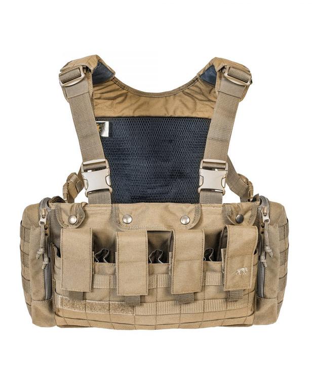 TASMANIAN TIGER Rückenplatte Trooper Back Plate Khaki