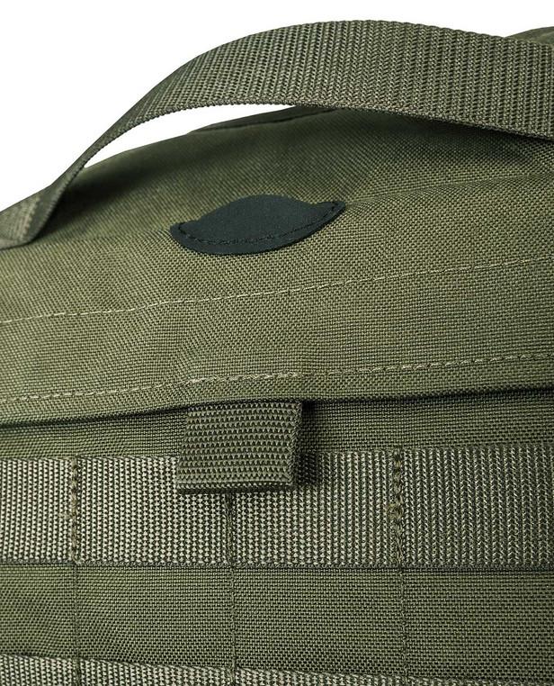 TASMANIAN TIGER Trooper Back Plate Oliv