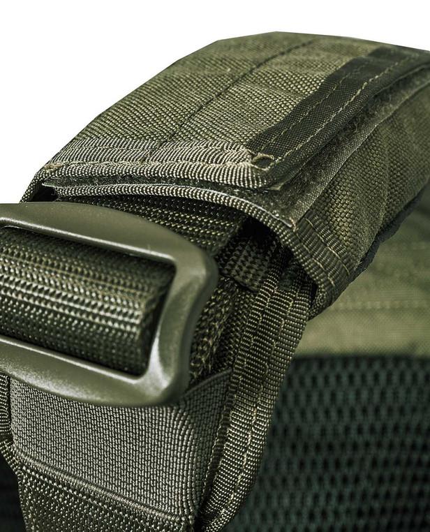 TASMANIAN TIGER Rückenplatte Trooper Back Plate Oliv