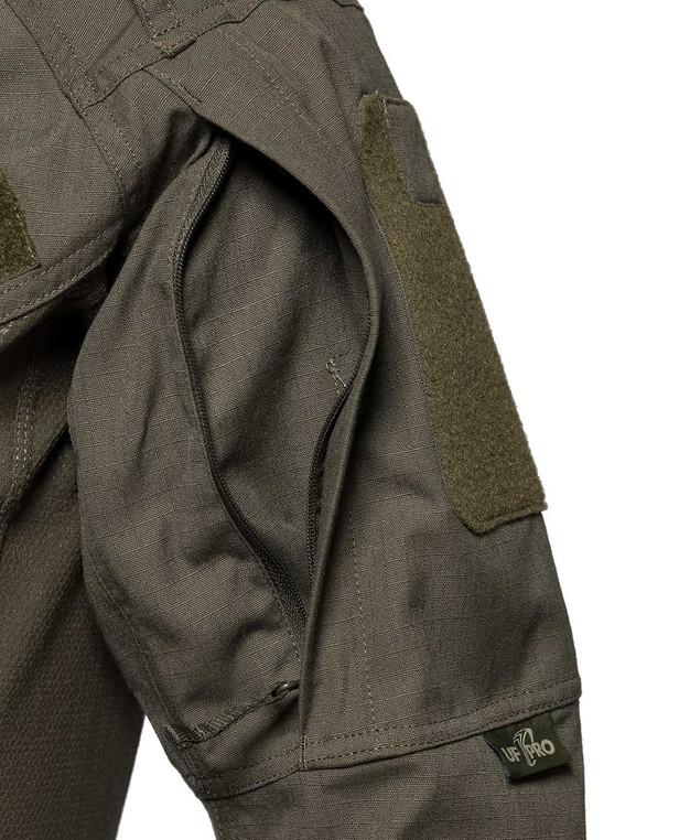 UF PRO Striker X Combat Shirt Brown Grey