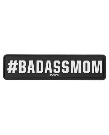 TACWRK - #BADASSMOM Schwarz