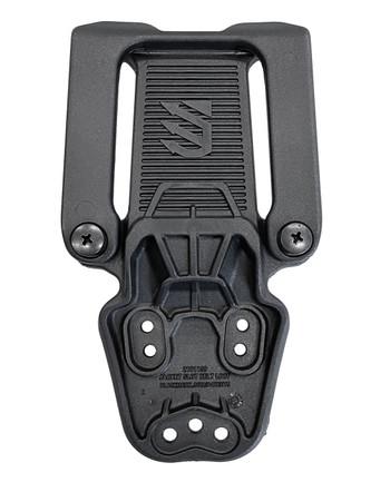 Blackhawk! - Holstersteg Jacket Slot Belt Loop Schwarz