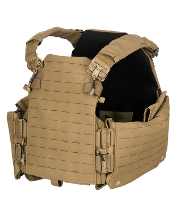 FirstSpear - Strandhögg Maritime Plate Carrier System, SAPI Cut, Coyote