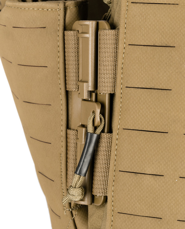 FirstSpear Strandhögg Maritime Plate Carrier System, SAPI Cut, Coyote