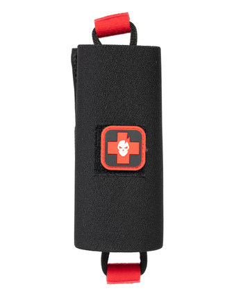 ITS Tactical - ITS TraumaQuick Rapid Access Pouch Black