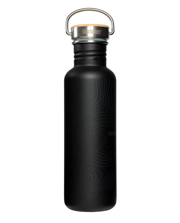 TACWRK TACWRK Klean Kanteen Black on Black 800ml