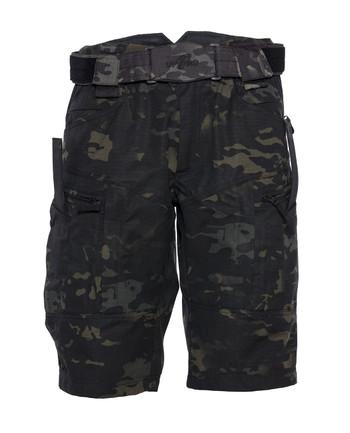 UF PRO - P-40 Shorts Gen.2 Multicam Black