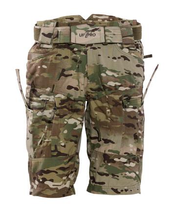 UF PRO - P-40 Shorts Gen.2 Multicam