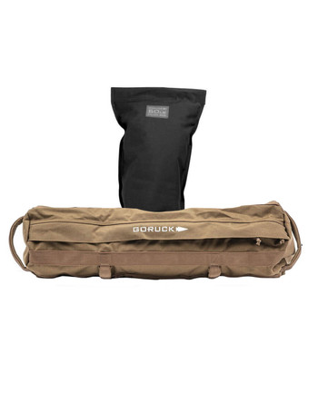 GoRuck - Sandbag 60LB w/ Fillers Coyote Brown