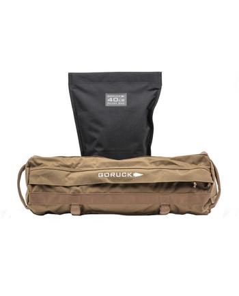 GoRuck - Sandbag 40LB w/ Fillers Coyote Brown