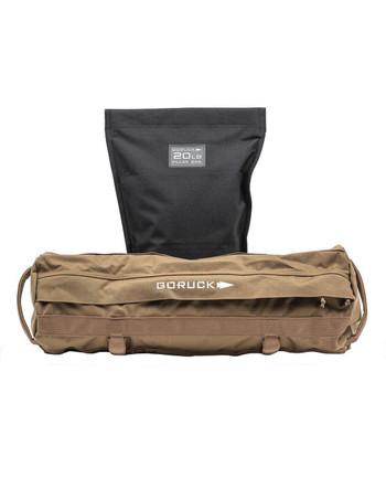 GoRuck - Sandbag 20LB w/Fillers Coyote Brown