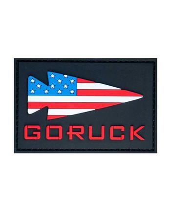 GoRuck - Patch GORUCK RWB Spearhead (PVC)