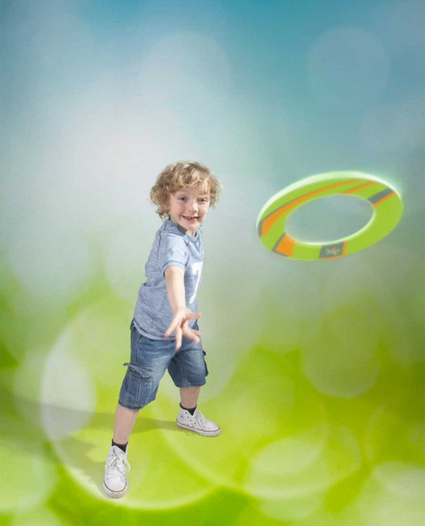 Haba Terra Kids Frisbee-Set