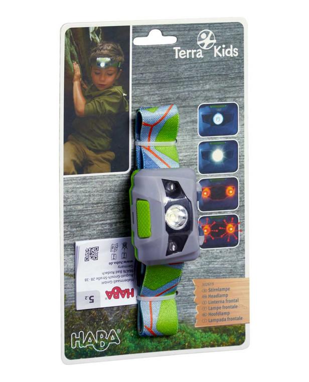 Haba Terra Kids Stirnlampe