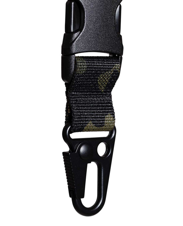 TASMANIAN TIGER TT Key Chain MK II Multicam Black
