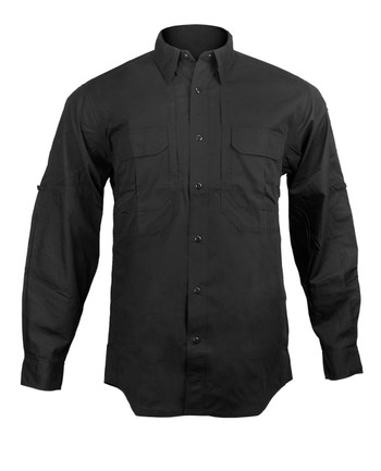 5.11 Tactical - Taclite Pro Shirt Long Sleeve Black